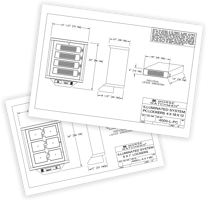 Spec Sheets & Drawings